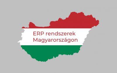 Vállalatirányítási rendszerek Magyarországon